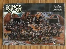 Kings Of War, 2nd Edition: Orc Starter Army