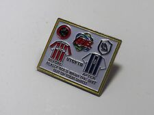 SHEFFIELD WEDNESDAY FC - ANTI BLADES BADGE.