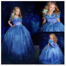 Princess Cinderella Dresses for Girls
