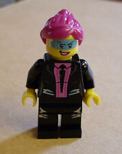 Lego Ultra Agents - Agent Caila Phoenix ( Agenten schwarz violett Haar ) Neu