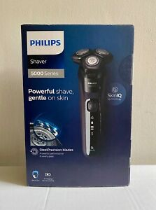 Philips Shaver Series 5000 Wet & Dry Men's Shaver with Integrated Pop-up Trimer
