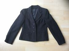 NEW LOOK Ladies Smart Black Hip Length Jacket, Size: UK 12 / EU 42