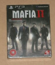 Mafia 2 II Limited Collectors Edition PS3 PAL UK Factory Sealed Rare