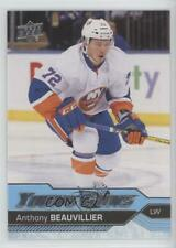 2016-17 Upper Deck Young Guns Anthony Beauvillier #220 Rookie