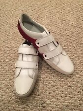 Burberry Men's White Fashion Sneaker