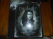 "Twilight Jacob 1000 pc Jigsaw Puzzle NEW SEALED BOX Never Opened 20"" 27"" Age 14+"