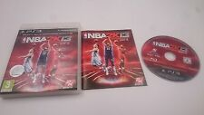 JUEGO NBA 2K13 2013 ESPAÑA SONY PLAYSTATION 3 PS3 PAL.BUEN ESTADO