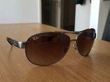 Ray-Ban Oval Sunglasses  (Brown)