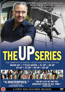 The Complete Up Series - 7 Disc DVD Set
