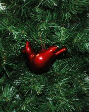 Cardinal, Red Bird Christmas Ornament