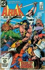 Arak, Son of Thunder # 39 (USA,1984)