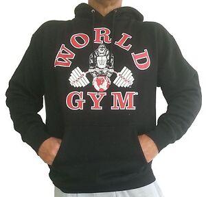 W850 World Gym Hoodie