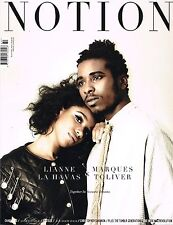 NOTION MAGAZINE #60 CHARLI XCX Marques Toliver & Lianne La Havas BASTILLE @NEW@
