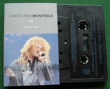 Simply Red Montreux EP Cassette Tape Single - TESTED
