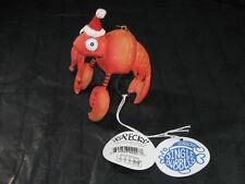 "Cute Crayfish -  KOPECKY! ""Jingle Bubbles""  Ocean/ Sealife Holiday Ornament"