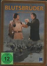 Blutsbrüder Defa Indianer Film Gojko Mitic DVD-Neu! Metal Sammlerbox!