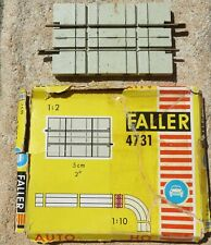 Faller Ams 4731 Rails Crosses Straße IN Original Packaging (MA108)