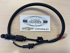 NEW GM #  20782446 2006-2013 CORVETTE 6SPD AUTOMATIC TRANSMISSION SHIFT CABLE