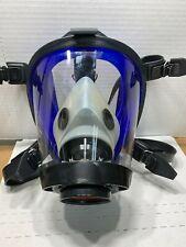 Survivair Scba Twenty Twenty Size M Blue Mask Respirator