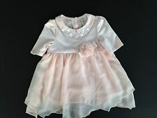 Jillians Closet  pink Baby dress size 24 months