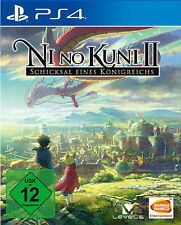 Ni No Kuni 2: Schicksal eines Königreichs - PlayStation 4 | Neu und OVP