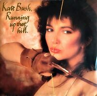 "Kate Bush ‎7"" Running Up That Hill - France (EX/VG+)"
