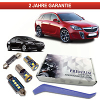 Opel Insignia Sport Tourer Premium LED Innenraumbeleuchtung 11 SMD Set
