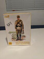 HaT Miniatures 1/72 World War I Russian Infantry Heavy Weapons Set x100 plastic