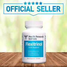 Flexitrinol Joint Health Formula - 1 Bottle - 100% Natural - Reduces Joint Pain