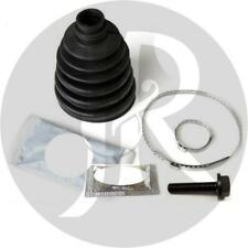 VW PASSAT 1.9 TDi DRIVESHAFT HUB NUT/BOLT & CV JOINT BOOT KIT 97>ON
