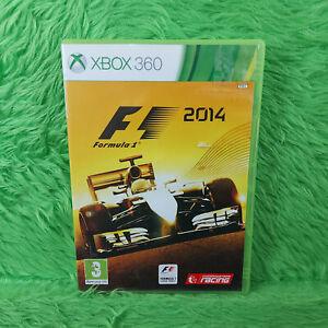 xbox 360 F1 2014 Formula One Game Microsoft PAL UK Version