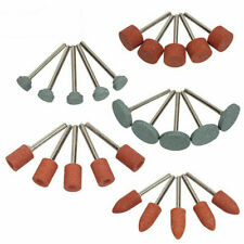 25Pcs Abrasive Grinding Stone Bits for Dremel Rotary Tool Drill