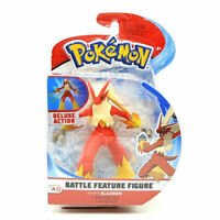 "Pokemon Monster Blaziken Braségali Lohgock Battle Action Figures Toy 4.7"" Gift"