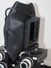 Sinar p3 Multipurpose Wide Angle 100EL Bellows. Sinar f3 digital Medium Format