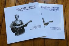 Charley Patton - Lord I'm Discouraged Some of These Days I'll Be Gone - Blues LP