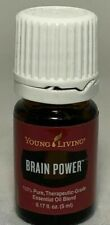 Young Living Essential Oils - Brain Power (5ml) Authentic, New & Sealed!