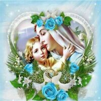 Madonna 5D Diamond Painting Cross Stitch Kits Full Drill DIY Embroidery Decors