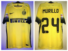 ULTRA RARE INTER FC MURILLO MATCH WORN  SHIRT 2016-17
