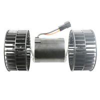 HVAC Blower Motor  w/ Dual Fan Wheels Fits Volvo Truck V2379001 12V