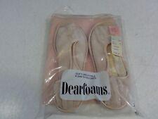Vintage Dearfoams Womens Slippers 6 1/2 - 7 1/2 New