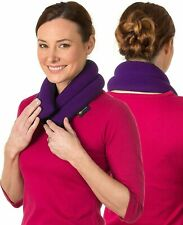 SunnyBay Heated Pillow Shoulders Neck Wrap Microwavable Heating Cooling Pad