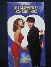So I Married an Axe Murderer [VHS] [VHS Tape]