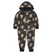 Niños Todo en Uno Pijama de Bebé Suave Microfleece 2-3 Años hasta 5-6 Años