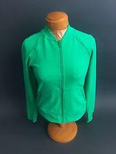 Lululemon Jacket Sz 4 Apple Green Small S