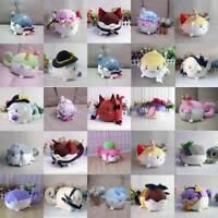 """14"""" TouHou Project Sukusuku Hakutaku Remilia Flandre Plush Stuffed Doll Cute Toy"""