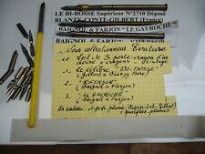 LOT de 4 anciens porte-crayon ardoise + cadeaux - Prix très raisonnable