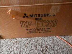 MITSUBISHI DP EC20 TURNTABLE..TOTL  MITSUBISHI STILL IN THE BOX  <LOOK>