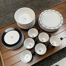 Disney Store Home Collection Dinnerware Set - 22pcs - Mickey Mouse