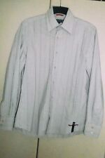 Lambretta Singlepack Striped Casual Shirts & Tops for Men
