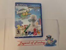 * New * Smart As... - PlayStation Vita * Sealed Game * Sony psVita USA